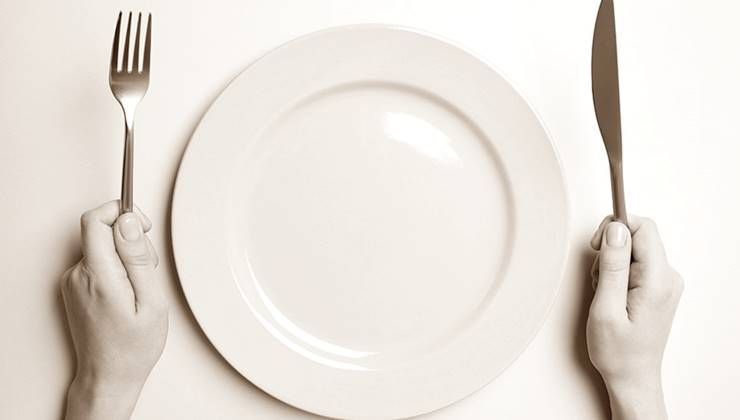 식사량을 줄이는 몇 가지 원칙!