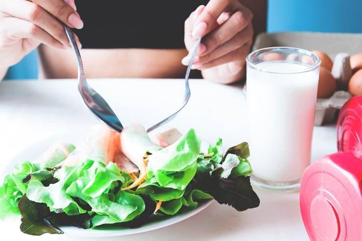 식사량 줄이는 8가지 방법 -1-