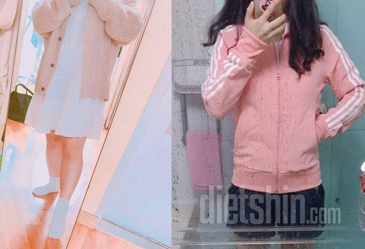 몸도 마음도 예뻐진 16kg 감량 다이어터 꿀팁 공개!