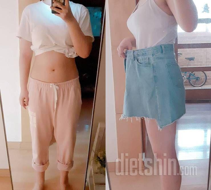 다이어트 강박증 극복 후 19kg 감량한 병아리 다이어터!
