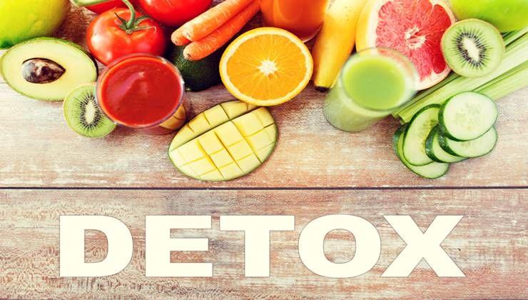 디톡스 다이어트, 원리는 무엇일까?!
