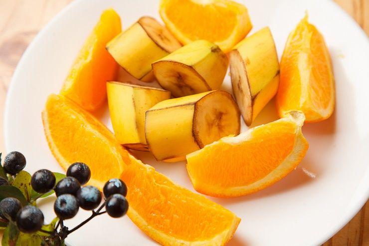 색깔마다 다른 야채와 과일의 효능?!