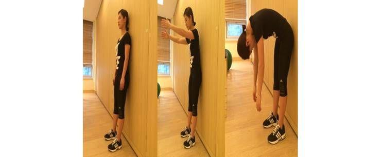 `악!`소리나는 허리 통증에 대처하는 꿀팁!