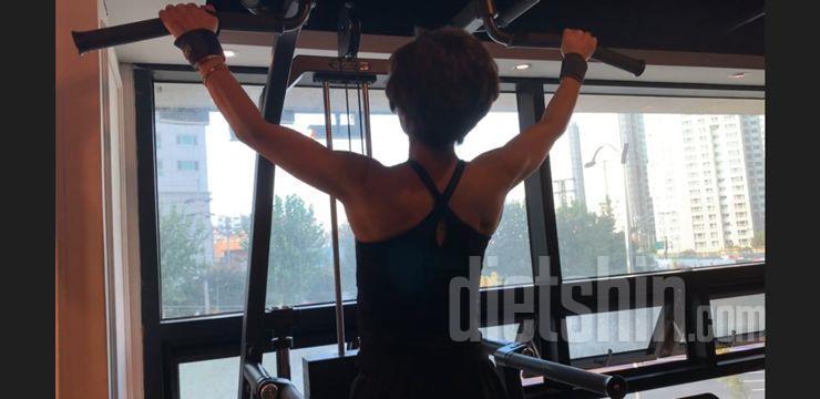 28kg 감량 후 근육질 패셔니스타를 꿈꾸다!
