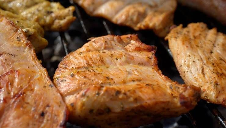 풀 말고, 고기 좀 드세요!