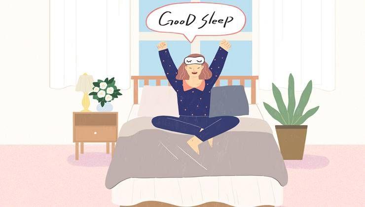 다이어트 성공비결, 수면리듬 지켜라?