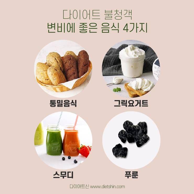 다이어트 중 변비탈출 돕는 음식, '이거'야!