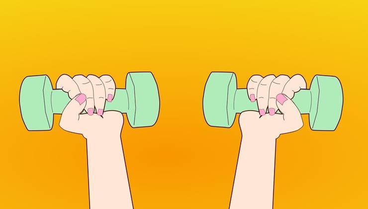 운동후, 체중이 늘기도 하나요?