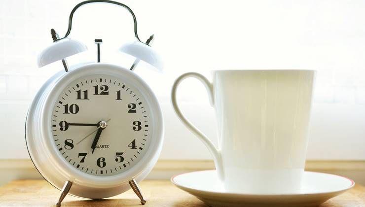 다이어트 위해 '아침 루틴'을 만들어라?