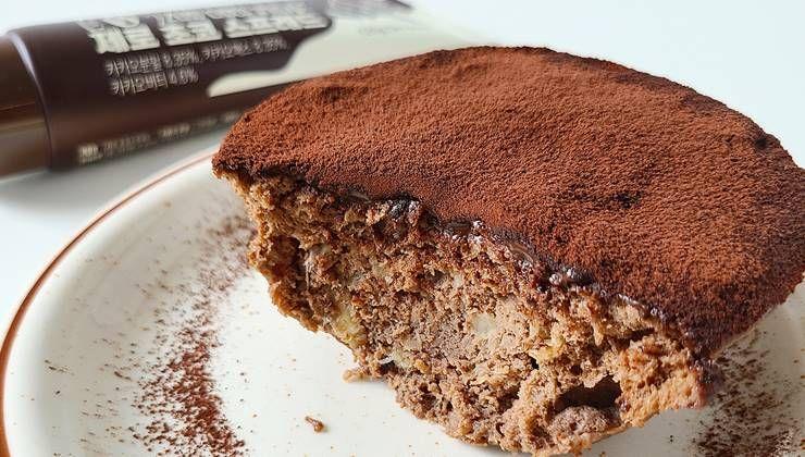 죄책감 덜고 먹을 수 있는 `노오븐 노밀가루 초코케이크`!