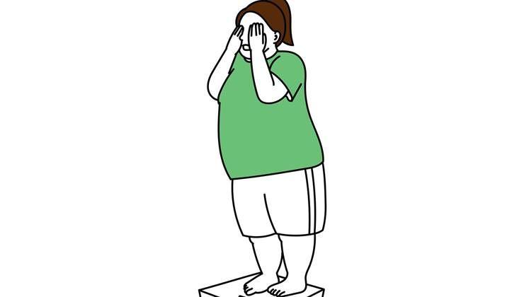 뚱뚱하다고, 남에게 비판받아야 할까?!
