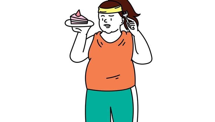 살이 안 빠지는 사람들, 공통점이 있다!