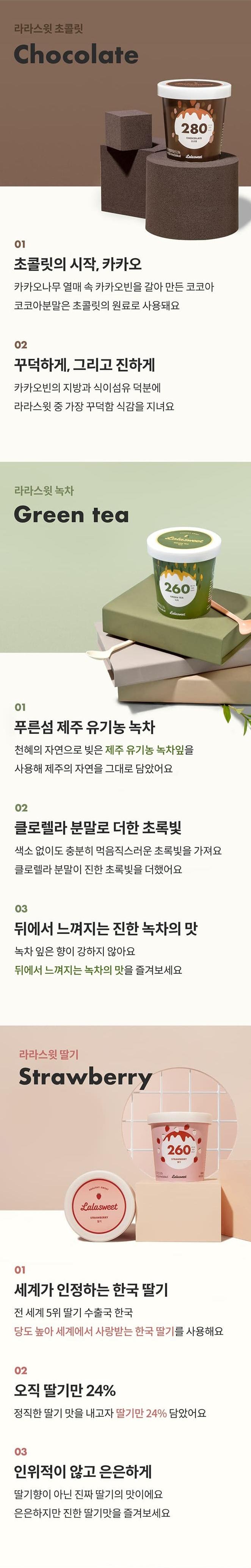 라라스윗 아이스크림  체험단 모집 (11.26~12.09)