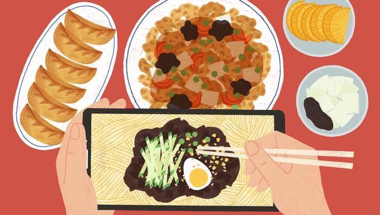 다이어트 중에 배달음식, 현명한 메뉴선택 하려면?!