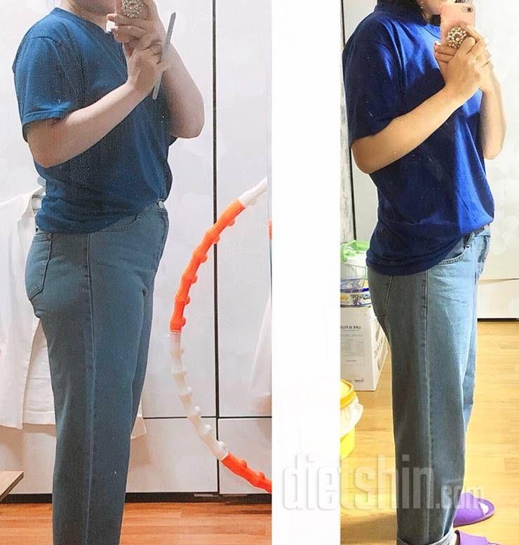 집콕으로 급찐살, 4개월만에 11kg 뺀 특급비결!