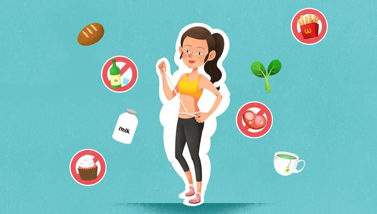 나만의 다이어트 성공공식, 만들어라?