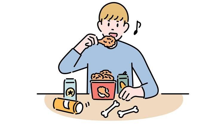 내 불타는 식욕, 어찌해야 할까?