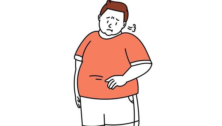 식이조절과 운동해도 감량 안되면, '이것' 때문일 수도?