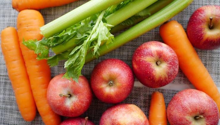 과일과 채소에도 궁합이 있다? 4가지 추천조합!