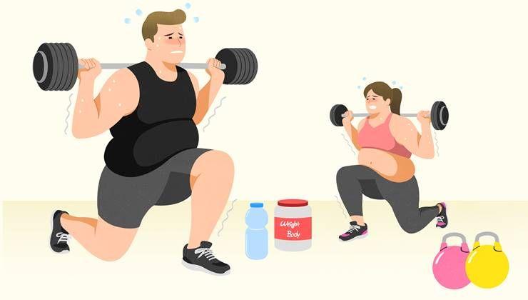 운동을 너무 많이 해도 독이 된다?