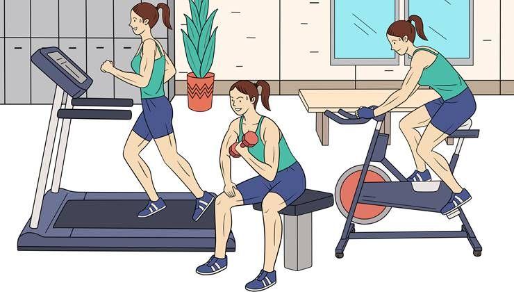 운동습관 하나가 긍정적인 변화를 가져온다?