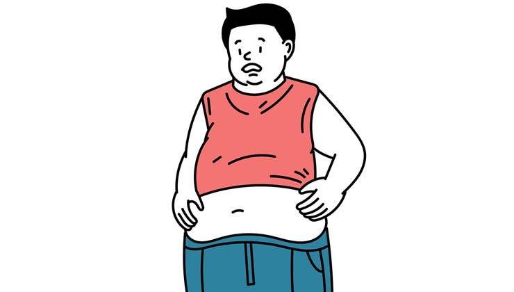 나도 비만인가요? 비만일 때, 나타나는 몸의 신호들!