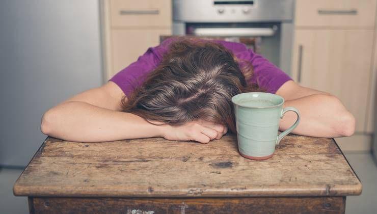 탄수화물 먹으면, 잠이 쏟아지는 이유?
