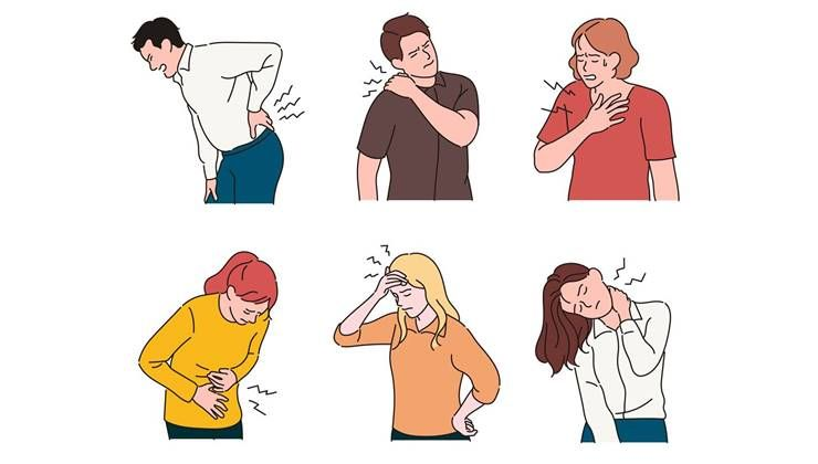 허리, 목, 어깨, 만성통증으로 고생하고 있다면?