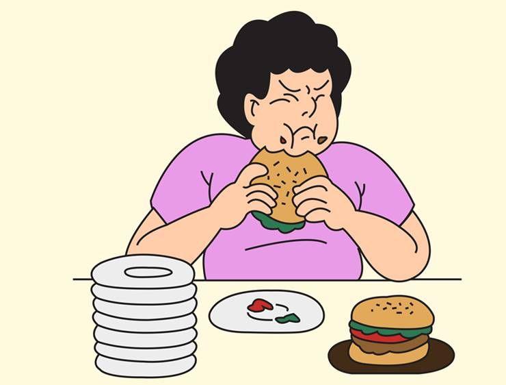 식후에도 빵, 과자, 끊임없이 찾는다면?