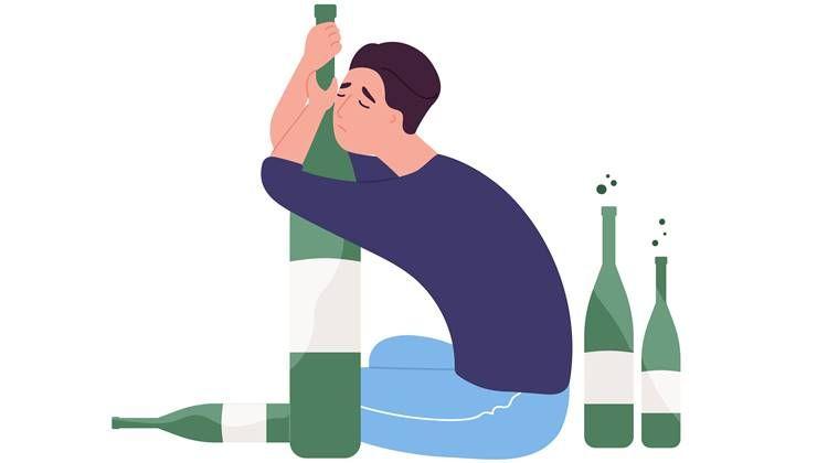 술 마시면, 근육 없어질까?