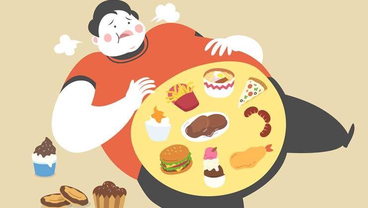 비만한 사람도 영양결핍일 수 있다?