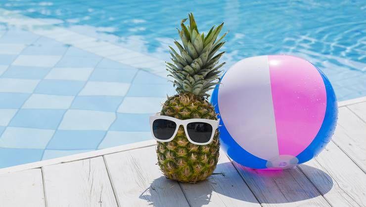 여름휴가때도, 살 찌지 않는 비결 4가지?