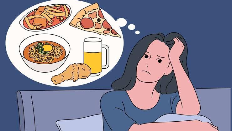 우리 몸, 언제 배고프다는 신호를 보내는 걸까?