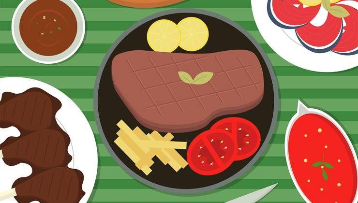 고기 없이도, 고단백 식단 만들어줄 음식은?