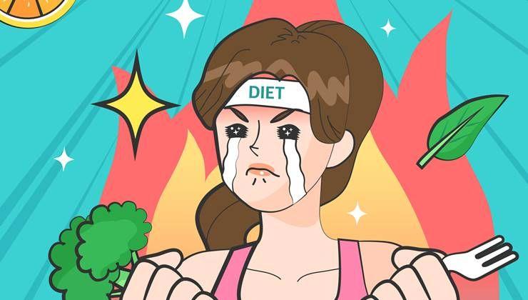 식단에도 식태기가 온다? 식태기 극복돕는 3가지 조언!