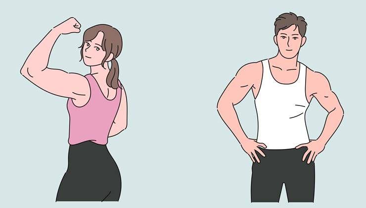 살 뺄때와 근육키울 때, 단백질 먹기 가장 좋은 타이밍은?