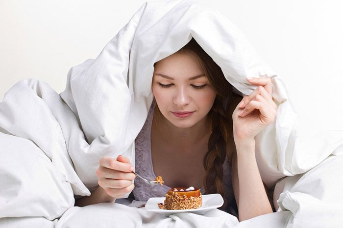 다이어트를 소용없게 만드는 습관