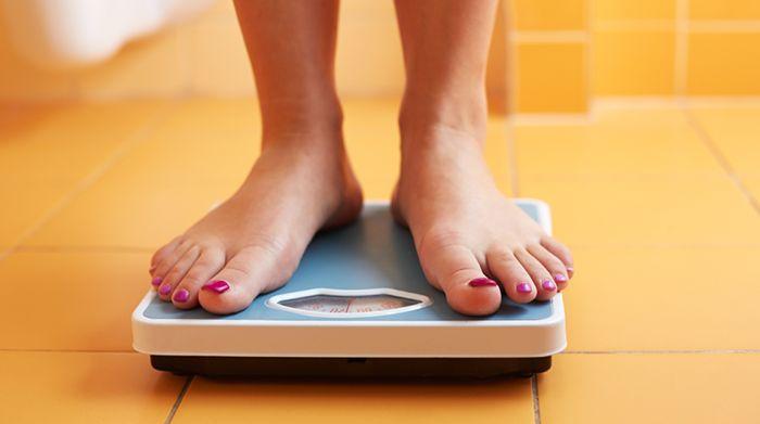 체중계 때문에 살쪘다고?
